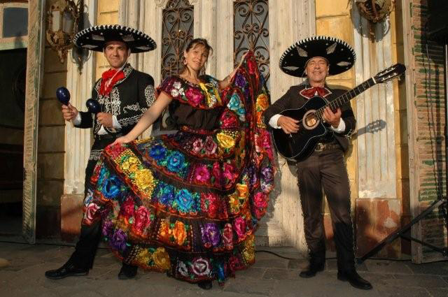 caribbean themafeest mariachis